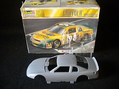 Revell Crayola Monte Carlo 1/24 Kit for Parts