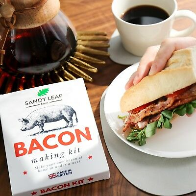 Bacon Kit - Make Your Own Delicious Home Cured Bacon