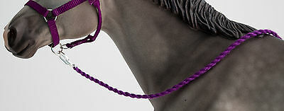 Leadrope for Traditional Breyer/Peterstone Model Horse Halter