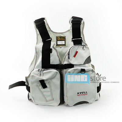 X'Sell Buoyancy Aid Sailing/Fishing Life Jacket Outdoor Swimming Safety Vest