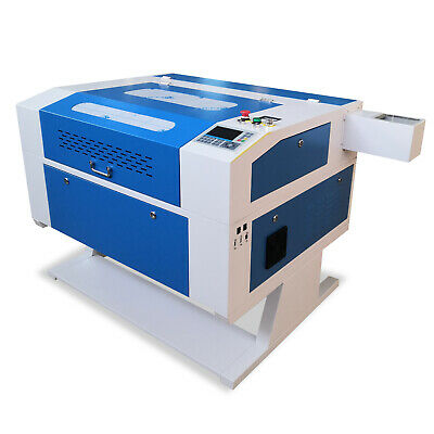 HOT! ReCi100W Laser Tube CO2 USB LASER ENGRAVING CUTTING MACHINE CW-3000 Chiller