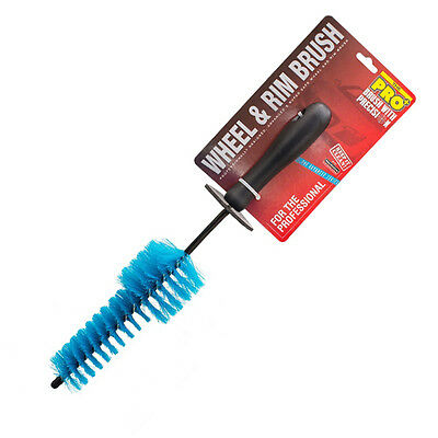 Martin Cox Pro Conical Long Reach Alloy Wheel Rim Grill Spoke Brush Cleaner