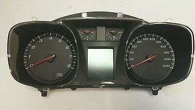 2010 Gmc Equinox Dashboard Instrument Cluster For Sale