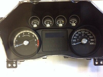 2008 Ford F150 Dashboard Instrument Cluster For Sale  Km/ H