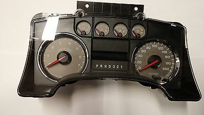 Dashboard Instrument Cluster for sale 2010 Ford F150 AGRGO3819A