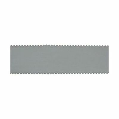 "24"" Wide Straight Rubber Replacement Squeegee Blade, Gray Tough Guy 3YPD1"