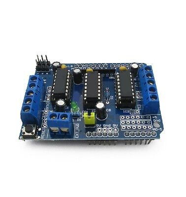 Motor Drive Shield Expansion Board L293D For Arduino Duemilanove Mega2560 UNO