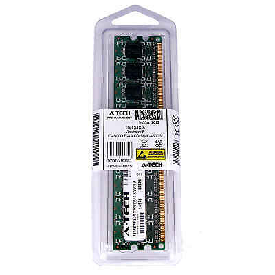 1GB GATEWAY DX420B DX420Bb DX420S DX420Sb Memory Ram - $5.99 ... on
