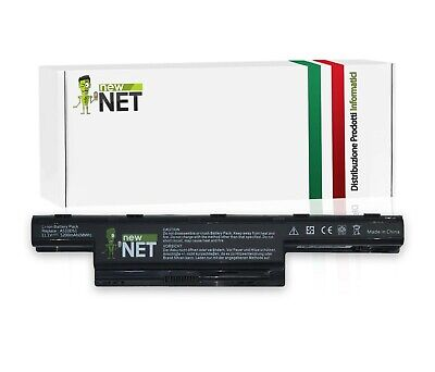 Batteria AS10D31 compatibile con Acer Aspire 5750 5742G 5741G 5741G 5750G 7551G