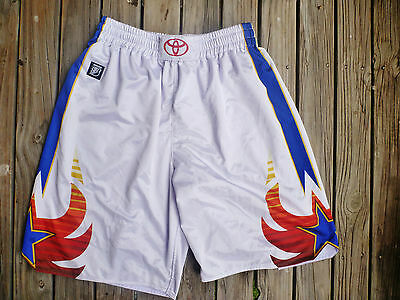 New Vintage Mens Basketball Shorts 2Xl Toyota Fantastic Condition