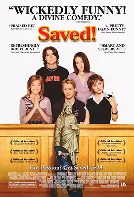 Saved Version B Double Sided Original Movie Poster 27x40 inches