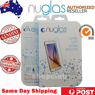 GENUINE NUGLAS Tempered Glass Screen Protector for Samsung Galaxy Note 3