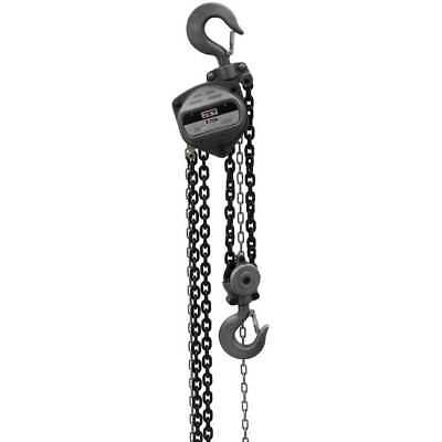 3-Ton Hand Chain Hoist With 20' Lift JET 101942 New