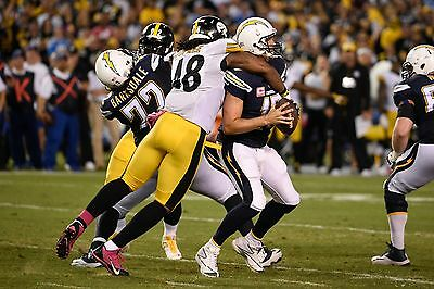 b7e55d5fd PITTSBURGH STEELERS BUD Dupree Unsigned 8x10 Photo Picture -  1.99 ...