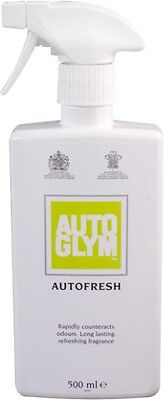Autoglym Autofresh Car Interior Air Freshener Fragrance Cleaner 500 ml