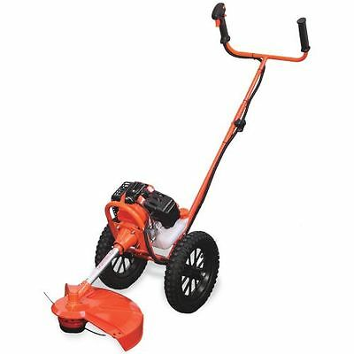 Sherpa 52cc Petrol Wheeled Strimmer - Easy to Start & Use