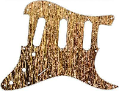 Stratocaster Pickguard Custom Fender SSS 11 Hole Guitar Pick Guard GrassyOutlook