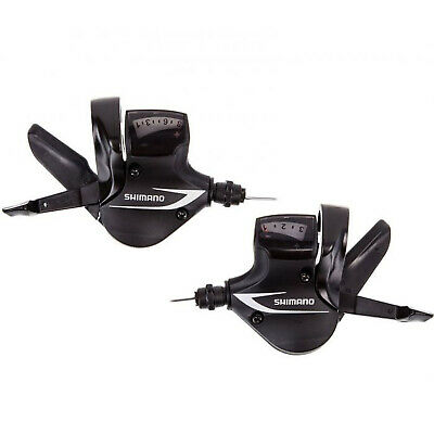 Shimano Acera SL-M360 M360 8 Speed Shifter Trigger Set 3X8 w/inner Cable