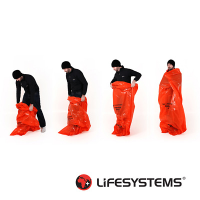 LIFESYSTEMS WATERPROOF SURVIVAL BAG, windproof, DofE