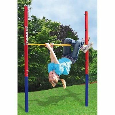 Outdoor Fitness Bar Gymnastic Game Train Kids Outside Climbing Frame Pole Child