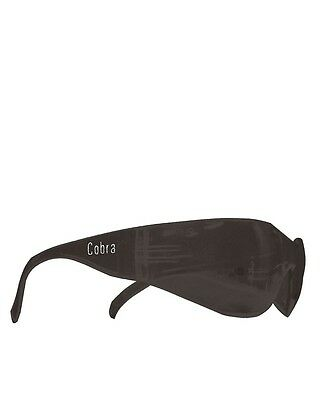 SGA COBRA SAFETY GLASSES SMOKED LENS 6 PAIR  BUY bulk safety equipment