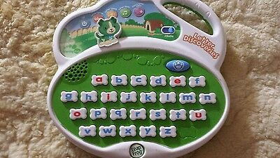 Leap Frog Letter Discoveries Learning Centre 💜💜💜 Fast Post (B3)