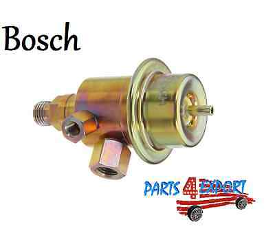 NEW VW Fox Jetta Fuel Injection Pressure Regulator Bosch 0 438 161 010