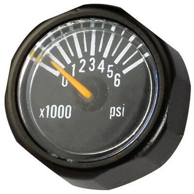 Empire Micro Gauge - 0-1200psi - Paintball