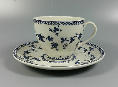 Royal Doulton Yorktown (Ribbed) Tc1013 Coffee Cup And Saucer
