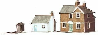 Superquick OO/HO A No.11 Station Masters House & Crossing Keepers House  SQA11