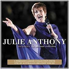 JULIE ANTHONY MEMORIES THE ULTIMATE COLLECTION CD NEW SEALED Released 6/11