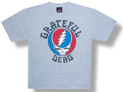 """New: GRATEFUL DEAD -""""Steal Your Face"""" SYF Faded (Fitted Juniors) T-Shirt"""