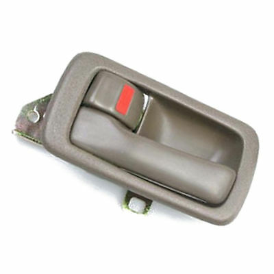 B531 Toyota Camry For 92-96 GRAY Inside interior Driver Left Door Handle