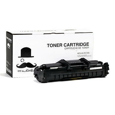 Toner for Samsung MLT-D108S ML-1640 ML-2240 Moustache 1 year warranty from QC