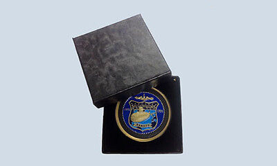 Display/Gift Box For Submarine Challenge Coins