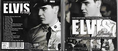 @ Elvis Presley - The Historic Collection Vol 2 Cd