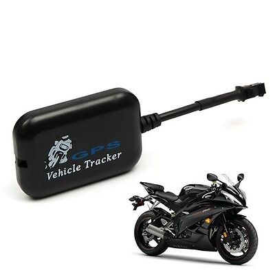 Mini Vehicle Bike Motorcycle Car /GSM/GPRS Real Time Tracker Tracking Device
