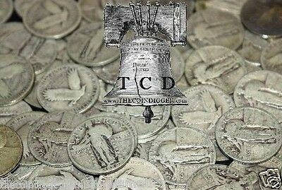 U.S. Standing Liberty Quarter 90% Silver Coin Full Dates (1916-1930) PDS