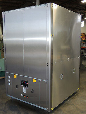 Milacron Air Cooled Chiller - 15 Ton, Brand New Copeland Compressor Installed!
