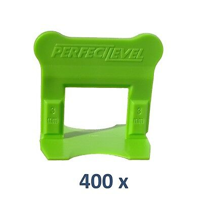Nivellement Carrelage 400 Clips 3 Mm Perfectlevel Pro