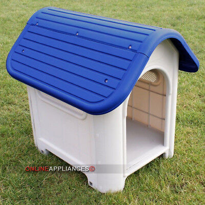 Weather Proof Pet Puppy Wooden Dog Kennel House Indoor Outdoor Animal Shelter