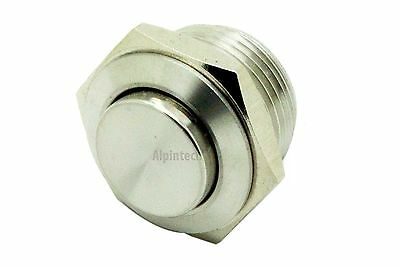 ATI-1602 16mm Clicky Low Profile PushButton Switch Shallow Depth
