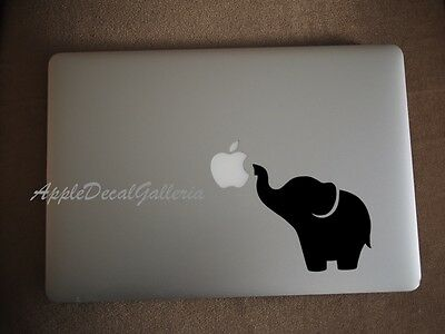 Elephant Vinyl Decal Sticker Skin for Macbook Pro Air 11 12 13 15 17 inch S-F129
