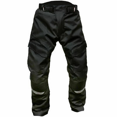 RST 1727 Alpha IV Textile Waterproof Motorcycle Trousers + Ce Approved Armour