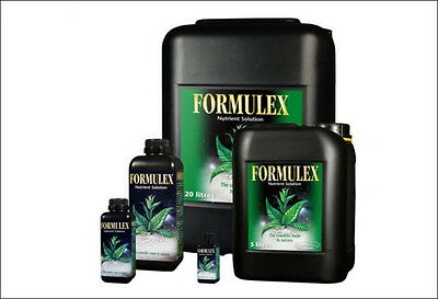 Formulex 300ml Nutrient Solution Seedling Young Plants Hydroponics