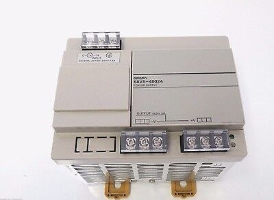 Omron S8VS-48024 Power Supply 480W Input AC100-240V 7.4A Output DC24V 20A