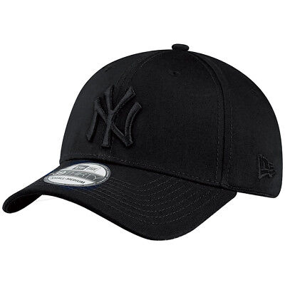 New Era 39Thirty Flexfit Cap - NY YANKEES schwarz