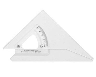 Blundell Harling - Angle-Line Adjustable Set Square. 350mm, 300mm, 250mm