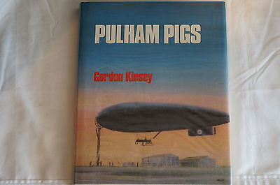 WW1 British RNAS Pulham Pigs Reference Book