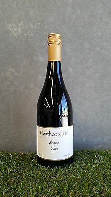 Heathcote Hill Shiraz 2014 (12 x 750ml), Heathcote VIC